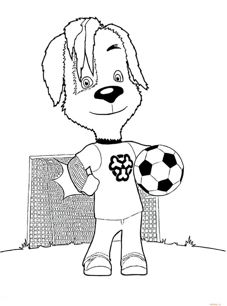 Дружок Футболист