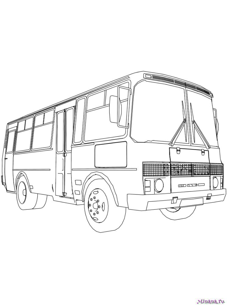 Автобус 8