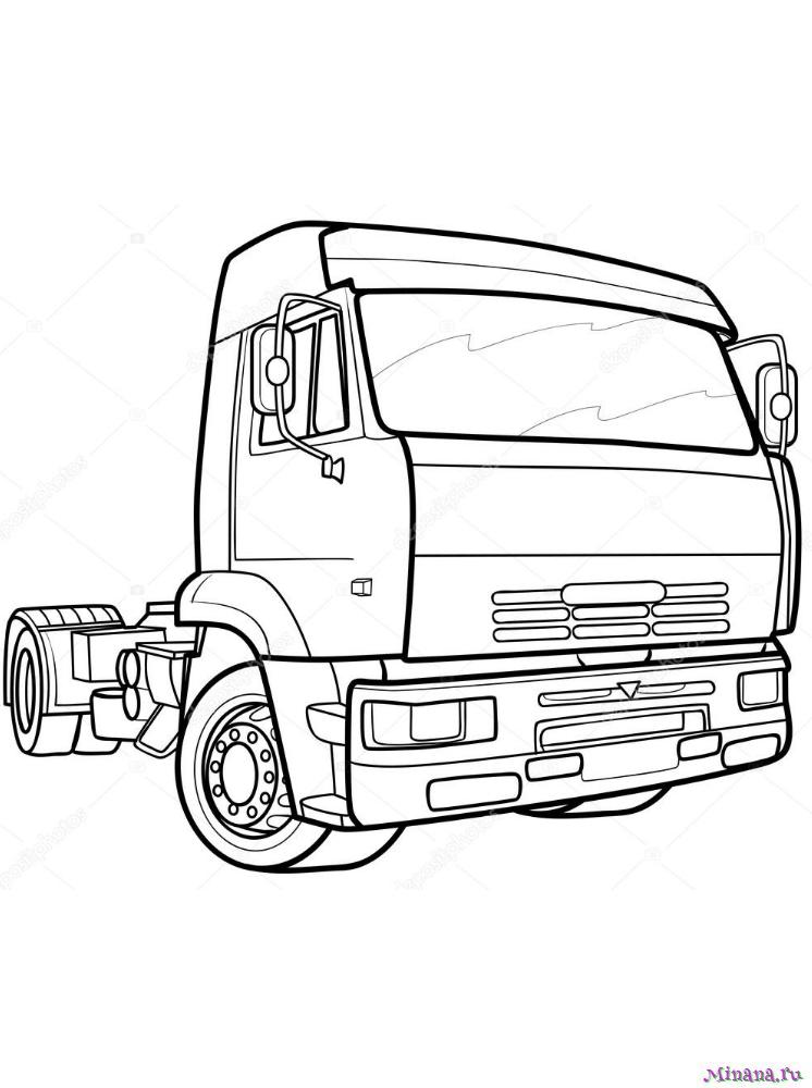 грузовики 3 Minana Ru