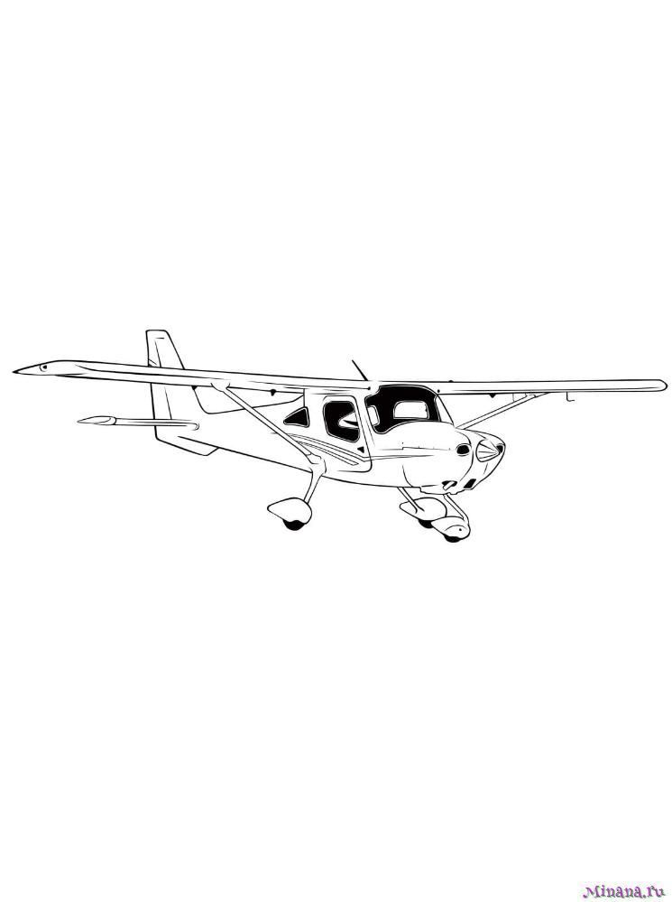 самолётик-кукурузник